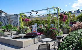 Kitchen Garden In India Roof Terrace Garden Modern Rooftop Terrace Garden Design Ideas