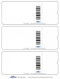 Free Download 10 Blank Ticket Template You Need To Know Top