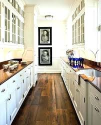 white galley kitchens. White Galley Kitchen Modern With Aqua Glass All Dark Floors Simple  Traditional Kitch . Cabinets Kitchens Astounding