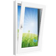 Fenster 800x900mm Kunststoff Pvc Bautiefe 70mm 2 Fach Glas Weiß