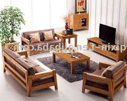 living room scandinavian coffee table in grey top and wood leg classic circle metal hanging