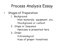 examples of process essay topics process analysis essays examples analogy essay example of analogy