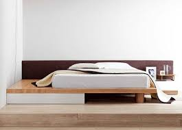 Italian Wood Bed from The GoModern Collection