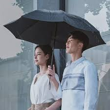 Купить Зонт Xiaomi <b>90 Points</b> Automatic Reverse <b>Folding</b> Umbrella ...