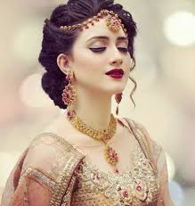 indain bridal makeup ideas