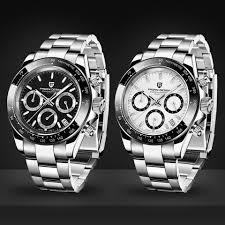 Pagani Design Watch Pagani Design Pd 1644 Chronograph Luxury Watches