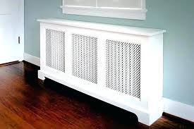 wooden radiator covers with metal screens in island cover instructions wood diy oak radiator covers