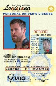 Best Fake Ids la Idviking Id Scannable Drivers Louisiana Under 21 - License-