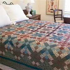 Old Sage Road: Fast Simple Classic Bed Quilt Pattern Designed by ... & Old Sage Road: Fast Simple Classic Bed Quilt Pattern Designed by SARAH  MAXWELL & DOLORES Adamdwight.com