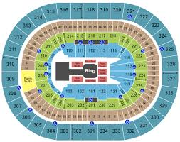 32 Right Toyota Center Wrestling Seating