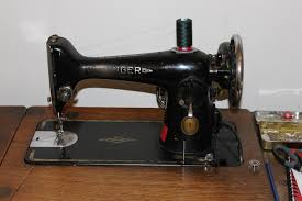 1951 Singer Sewing Machine