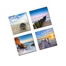 4 panels framed canvas wall art home decor picture photo print sea beach sunset on beach framed canvas wall art with 4 panels framed canvas wall art home decor picture photo print sea