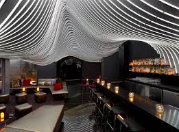 Living Room Bar W Hotel Stay The Night W New York Downtown Room5