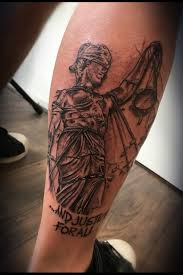Tattoo Uploaded By Marshendrixtattoo And Justice For All