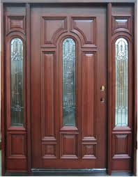 Decorating wood front entry doors with sidelights images : Exterior Front Doors with Sidelights | Design Ideas & Decor