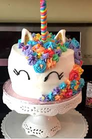 make your next party magical with this mystical rainbow unicorn cake kids birthday