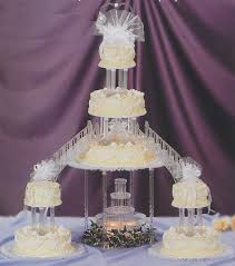 Wedding Cakes With Fountains Weneedfun