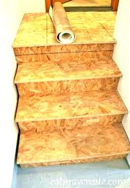 vinyl flooring on stairs allure plank for