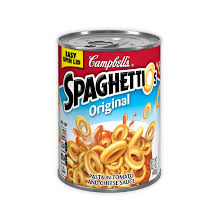 Spaghettios Campbells Whats In My Food