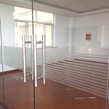 office glass windows. Image Is Loading White-Privacy-Frosted-Film-Frost-Glass-Window-Film- Office Glass Windows N