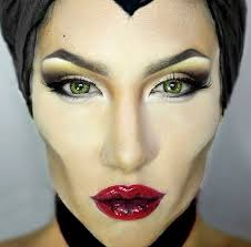 i can see maleficent makeup being a theme for