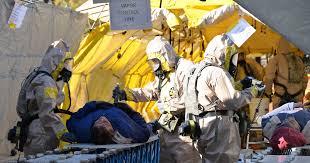 Will coronavirus lead to <b>martial law</b>?