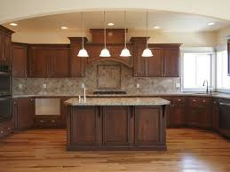 ... Captivating Brown Kitchen Cabinets With 25 Best Ideas About Brown  Cabinets Kitchen On Pinterest Brown ...
