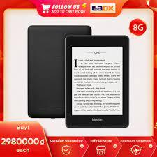 Shop bán Máy đọc sách Kindle Paperwhite 4 - Gen 10 - 2019 (Kindle  Paperwhite 4 E-reader Amazon - Gen 10 8GB/32GB) - Màn hình 6 inch chống  chói lóa - Bảo hành 12 tháng