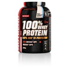 <b>100</b>% <b>WHEY PROTEIN</b> | Nutrend Supplements