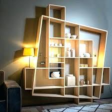 decorative bookcases bookshelves