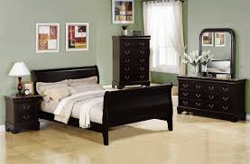louis philippe bedroom set. louis philippe 6 piece bedroom set in cappuccino finish marble like tops by coaster - 201981 e