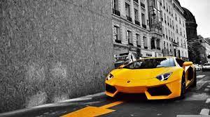 Yellow Lamborghini Wallpapers ...