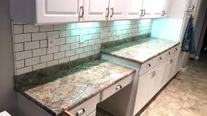 wavy subway tile glass projects installing tiles google search