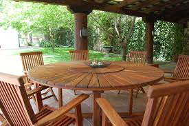 creative of lazy susan for patio table favorites table beautiful round outdoor table australia outdoor design pictures