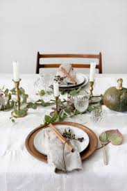 Thanksgiving Table Setting Rules to Live By
