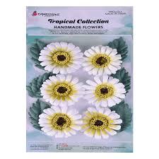 Daisy Paper Flower Daisy White