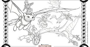 Normal mode strict mode list all children. Dragons Coloring Page From How To Train Your Dragon Mama Likes This