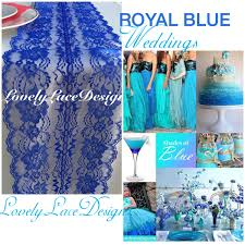 popular items for blue decor on etsy royal weddings lace table runner 3ft 8ft long x home royal home office decorating