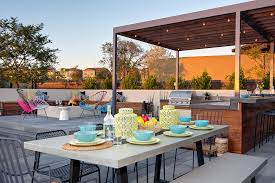 outdoor patios patio contemporary covered. covered outdoor kitchen with dining bench patio contemporary and clear c andle lanterns patios o