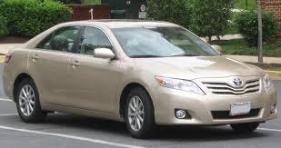 File:Toyota Camry XLE -- 05-03-2010.jpg - Wikimedia Commons