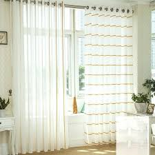 sheer white bedroom curtains. Modern Striped Lines White Sheer Curtains Buy . Bedroom