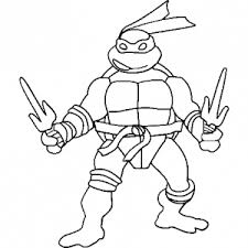 Small Picture Ninja Turtles coloring page 1 Coloring Point Coloring Point