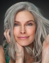 Grey Hairstyles 20 Amazing Grey Is Beautiful Or Is It Pinterest Gray Hair Silver Hair