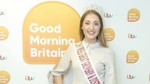 are beauty pageants wrong news good morning britain gmb laura