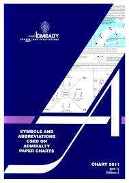 Symbols Abbreviation On Admiralty Paper Charts Ba 2008