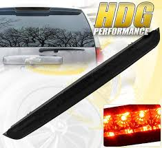 00 06 yukon denali xl tahoe suburban led 3rd brake stop tail 07 11 chevy tahoe suburan yukon 3rd third brake light