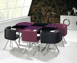dining table price. low price glass dining table set 608 purple