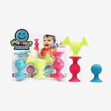 Погремушка-грызунок PipSquigz, <b>Fat Brain</b> Toys (<b>конструктор</b> ...