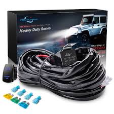 amazon com wiring harnesses electrical automotive Wire Harness Drawing at Wiring Harnesses For Tractors