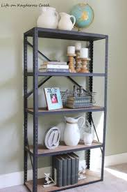 Kitchen Storage Racks Metal 25 Best Ideas About Metal Shelving Units On Pinterest Metal